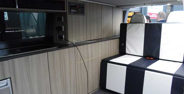 Camper Conversion