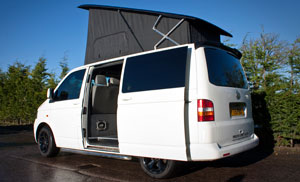 Full Camper Van Conversion